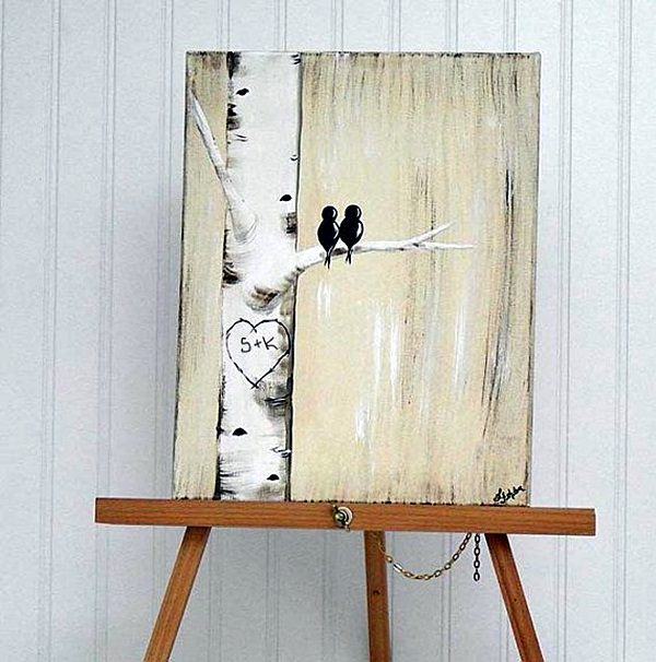 More Canvas Painting Ideas (19)