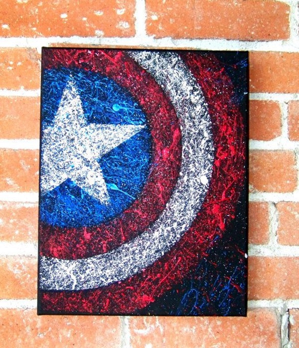More Canvas Painting Ideas (24)