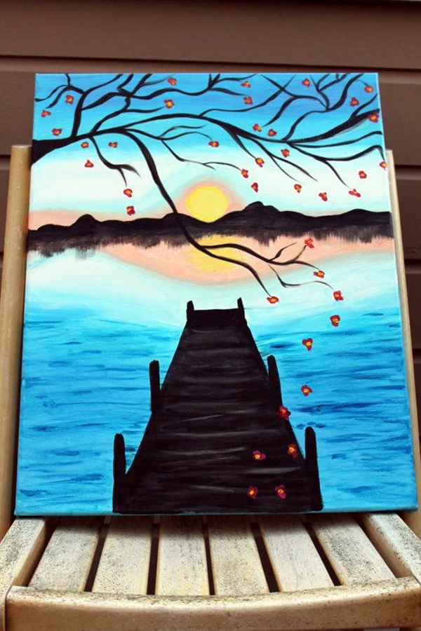 More Canvas Painting Ideas (5)