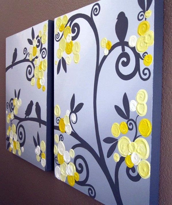 More Canvas Painting Ideas (6)