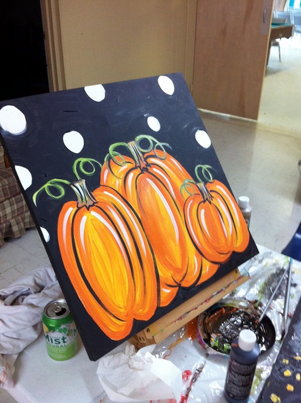 More Canvas Painting Ideas (9)