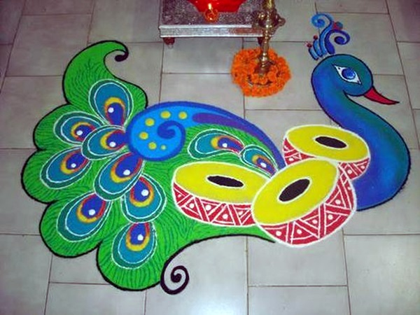 Rangoli Designs Like Never Seen Before (1)