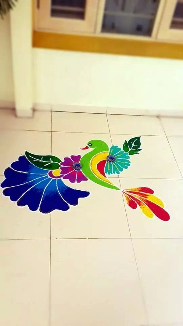 Rangoli Designs Like Never Seen Before (11)