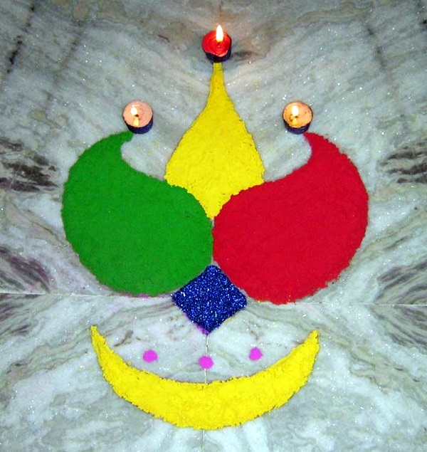 Rangoli Designs Like Never Seen Before (14)