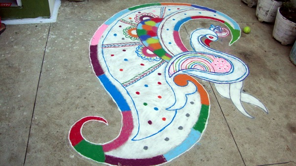 Rangoli Designs Like Never Seen Before (16)