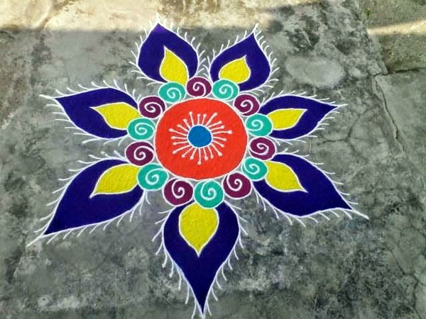 Rangoli Designs Like Never Seen Before (24)