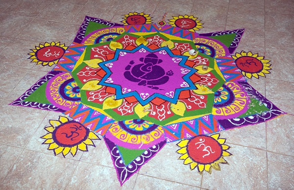 Rangoli Designs Like Never Seen Before (27)
