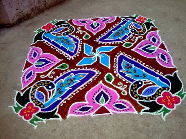 Rangoli Designs Like Never Seen Before (3)