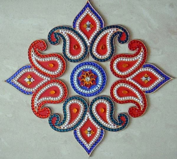 Rangoli Designs Like Never Seen Before (39)