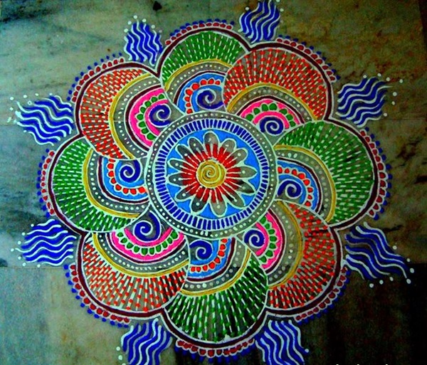 Rangoli Designs Like Never Seen Before (4)