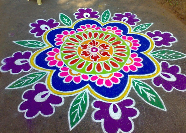 Rangoli Designs Like Never Seen Before (41)