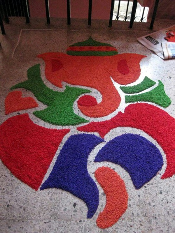 Rangoli Designs Like Never Seen Before (6)