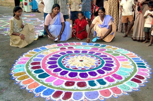 Rangoli Designs Like Never Seen Before (7)