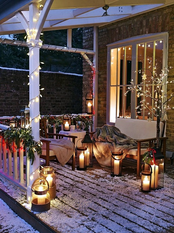 Simple and Smart Winter Decoration Ideas (23)