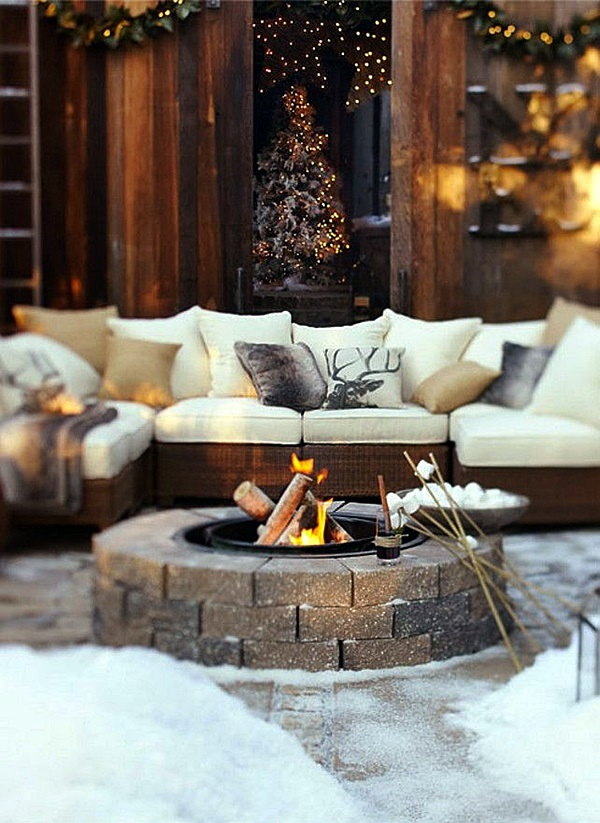 Simple and Smart Winter Decoration Ideas (25)