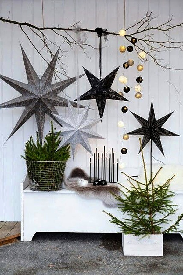 Simple and Smart Winter Decoration Ideas (37)