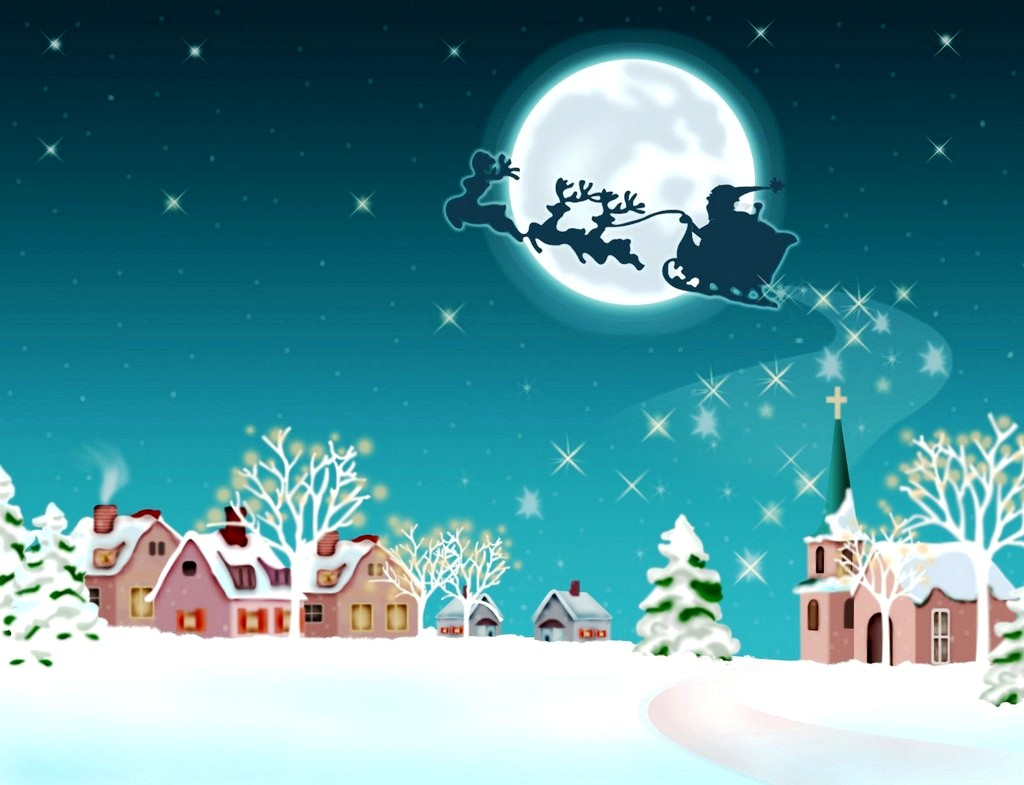animated christmas wallpaper (23)