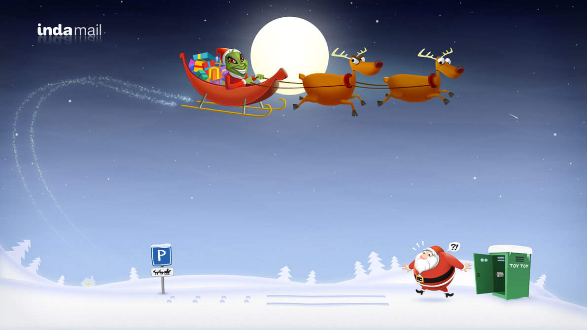 animated christmas wallpaper (30)