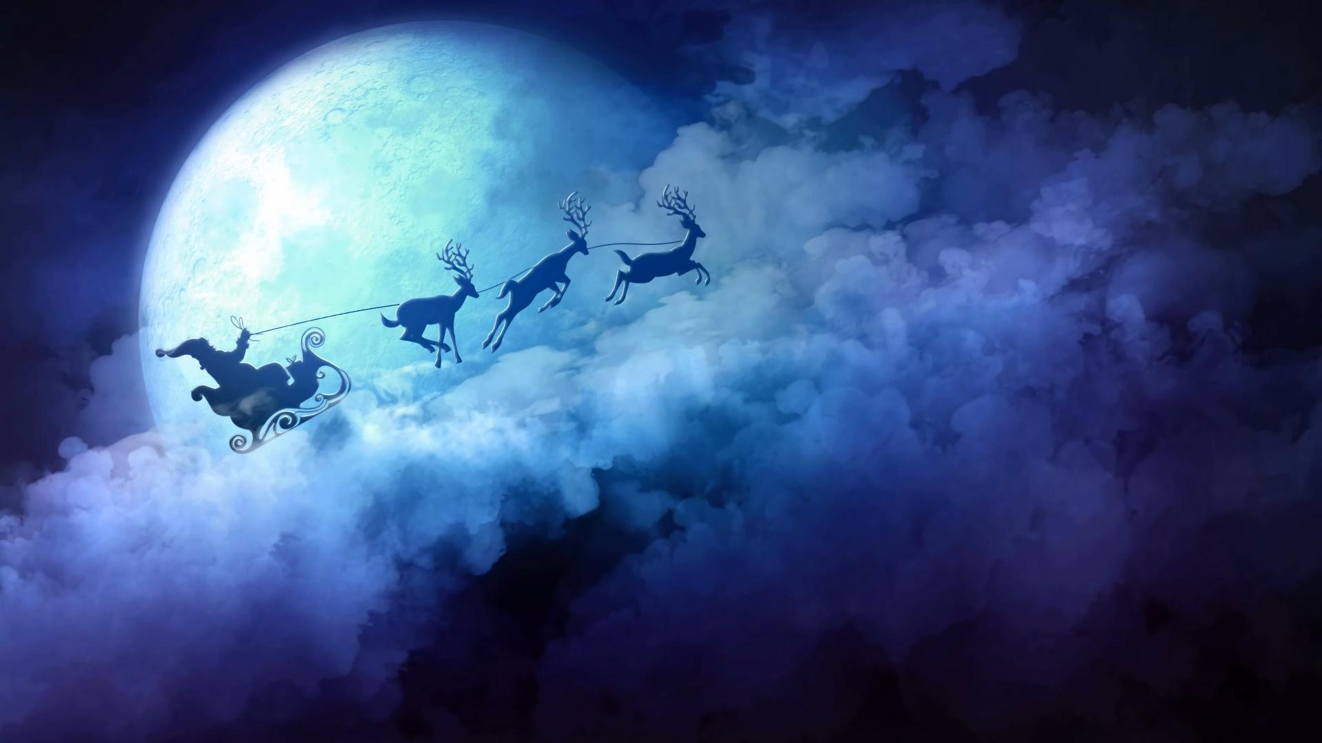40 Animated Christmas Wallpapers For 2015