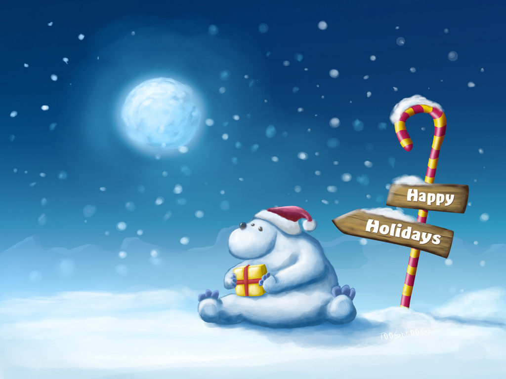 animated christmas wallpaper (42)