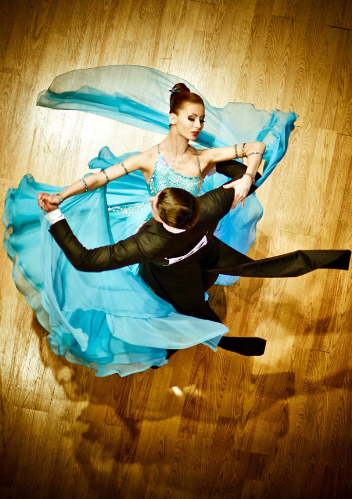 ballroom dancing 1