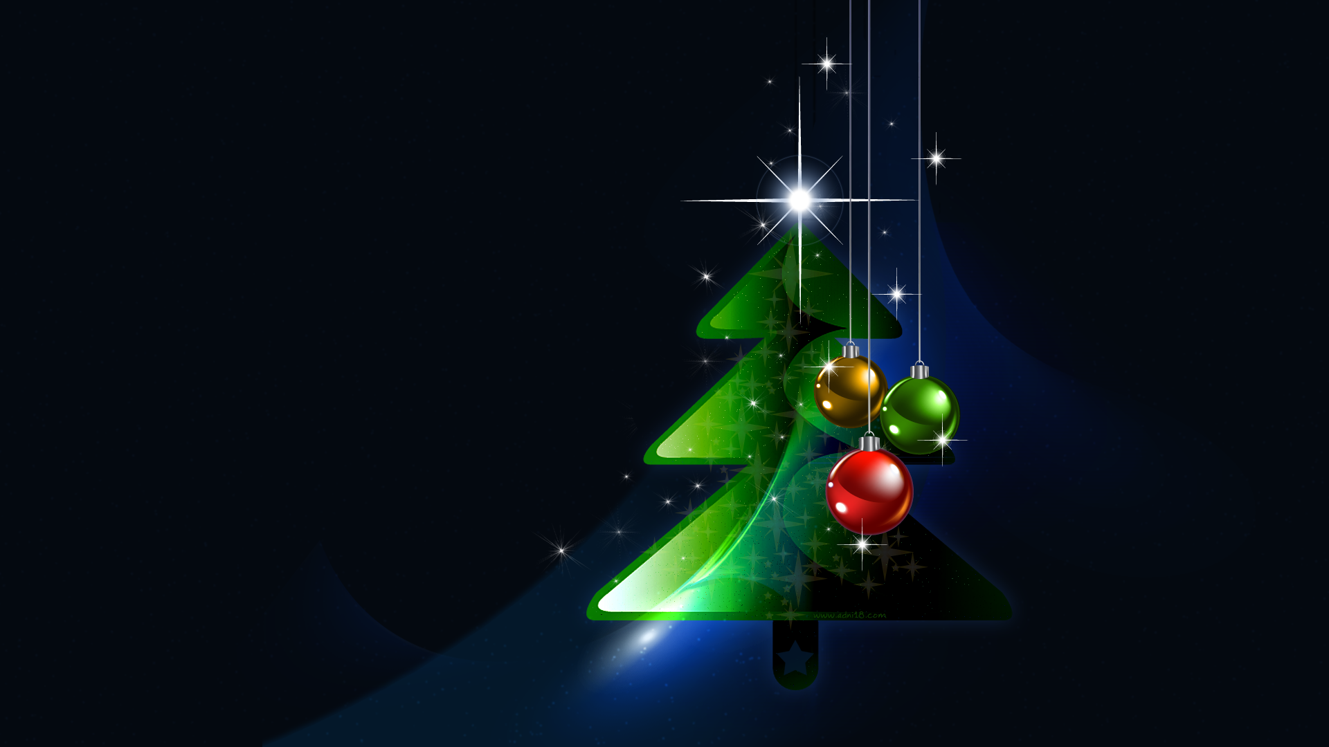 christmas tree wallpaper (1)