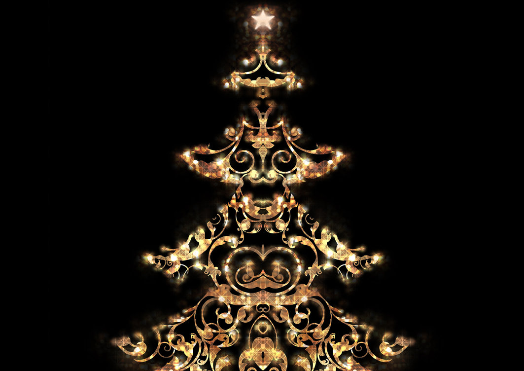 christmas tree wallpaper (11)