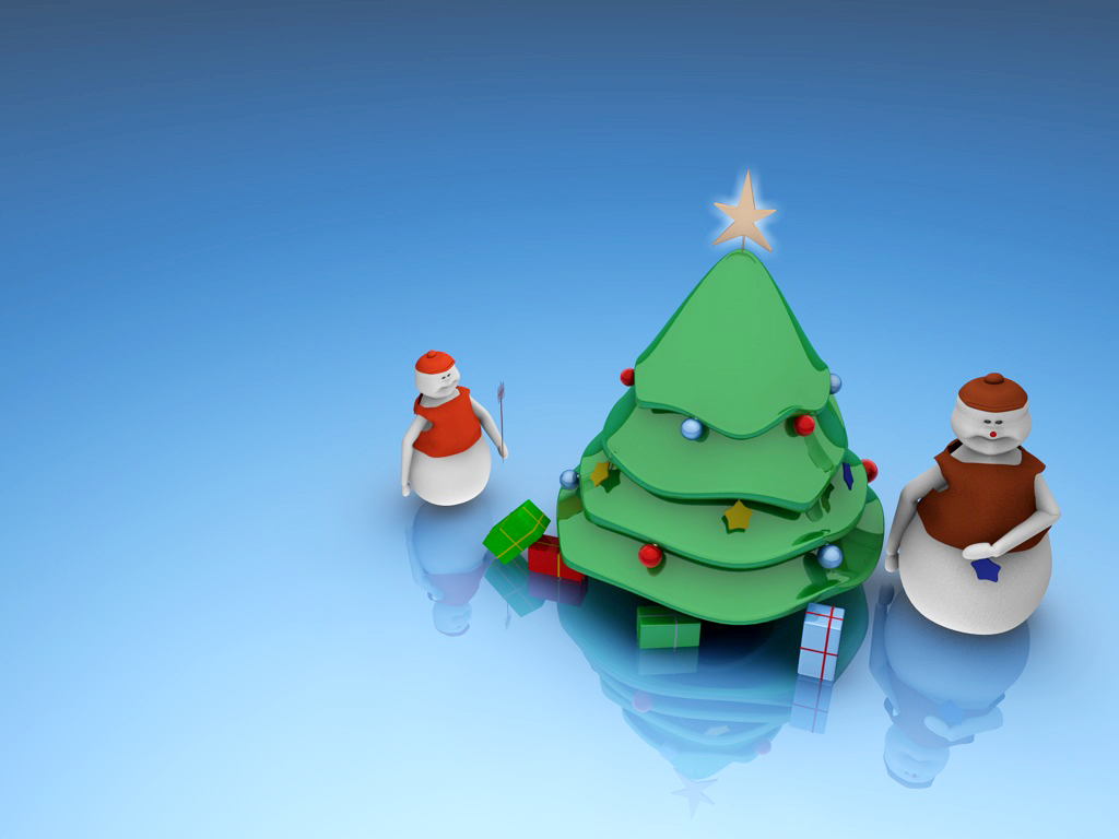 christmas tree wallpaper (12)