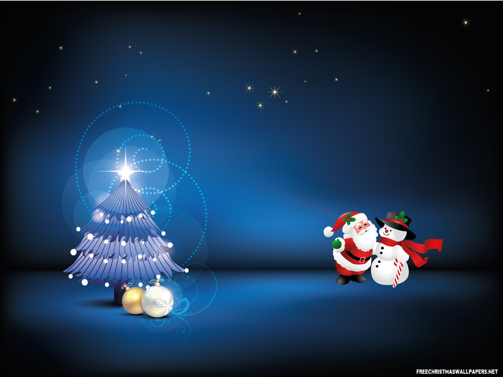 christmas tree wallpaper (2)