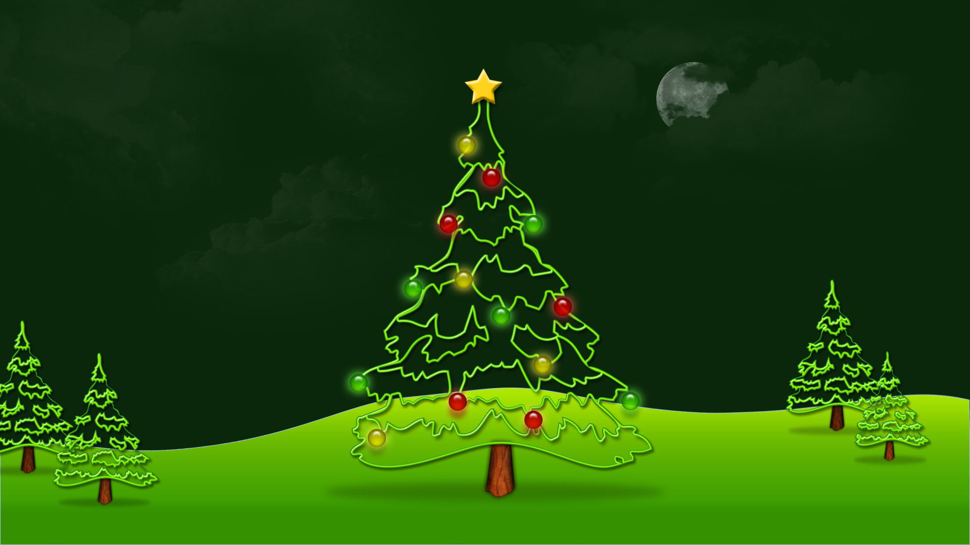 christmas tree wallpaper (21)