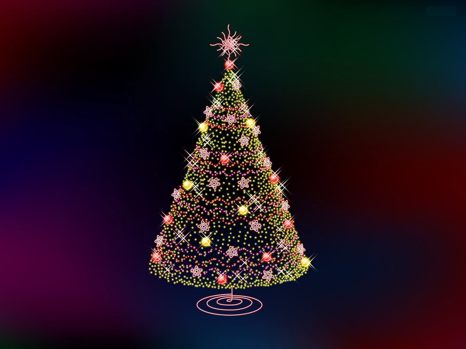 christmas tree wallpaper (22)