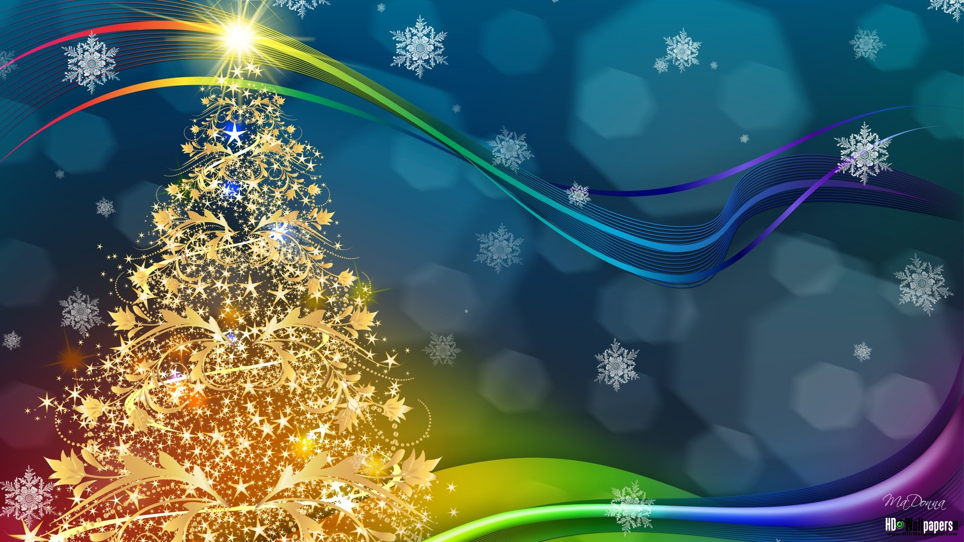 christmas tree wallpaper (25)