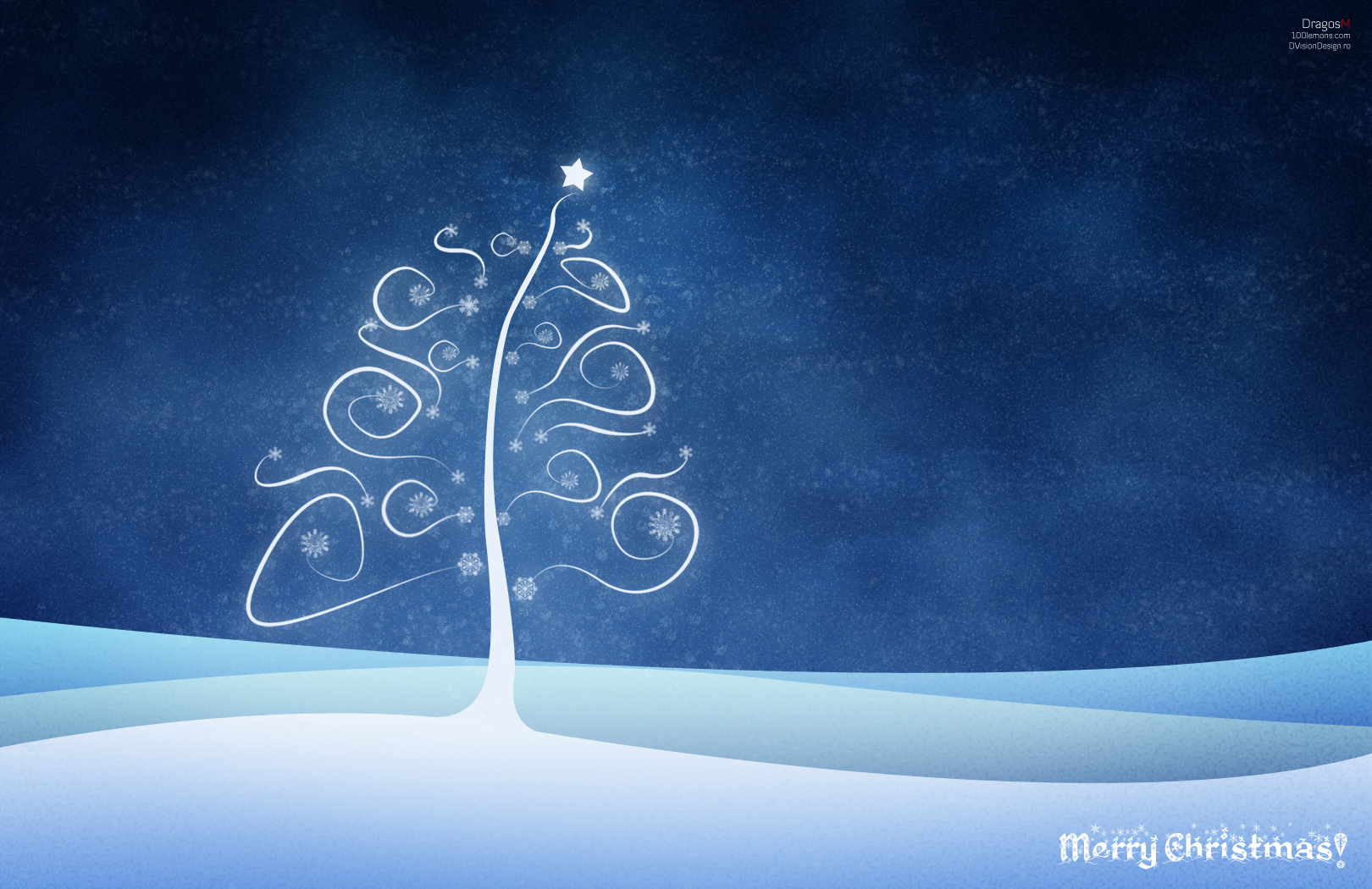 christmas tree wallpaper (33)
