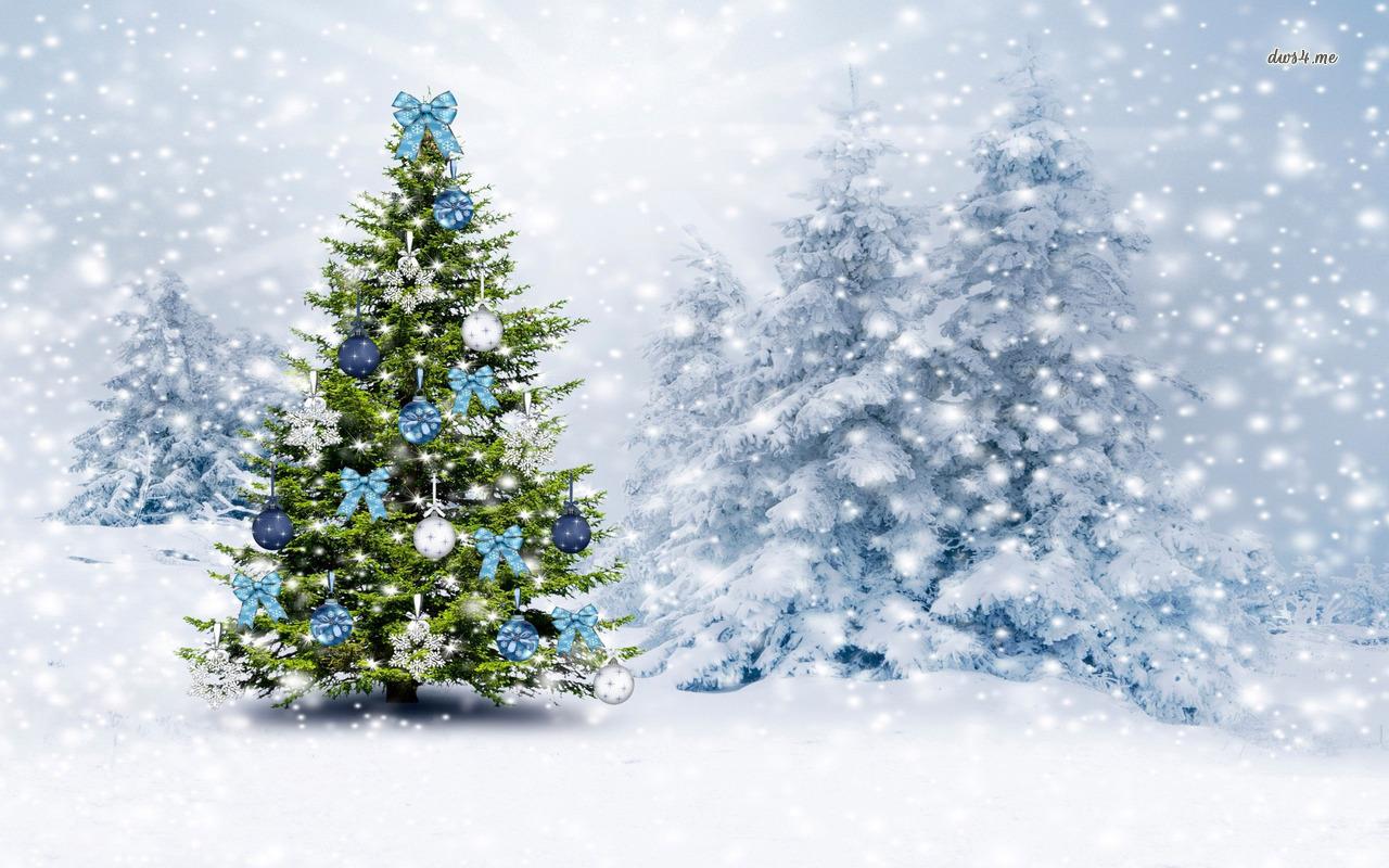 christmas tree wallpaper (4)