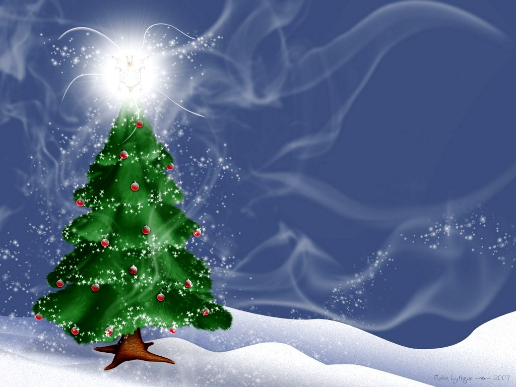 christmas tree wallpaper (8)