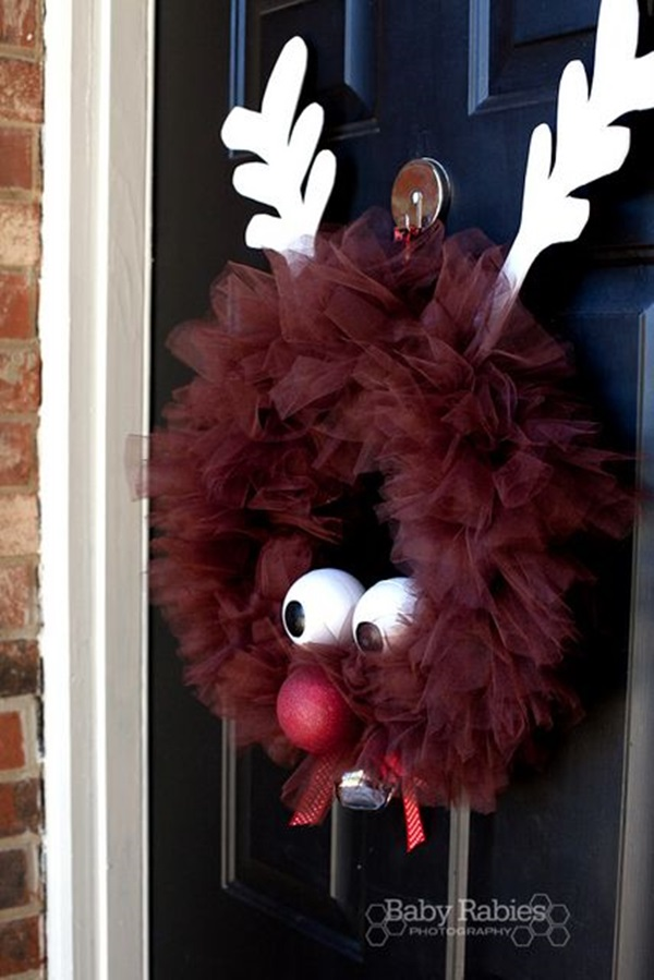 christmas wreath ideas (11)
