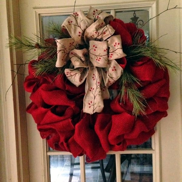 christmas wreath ideas (18)