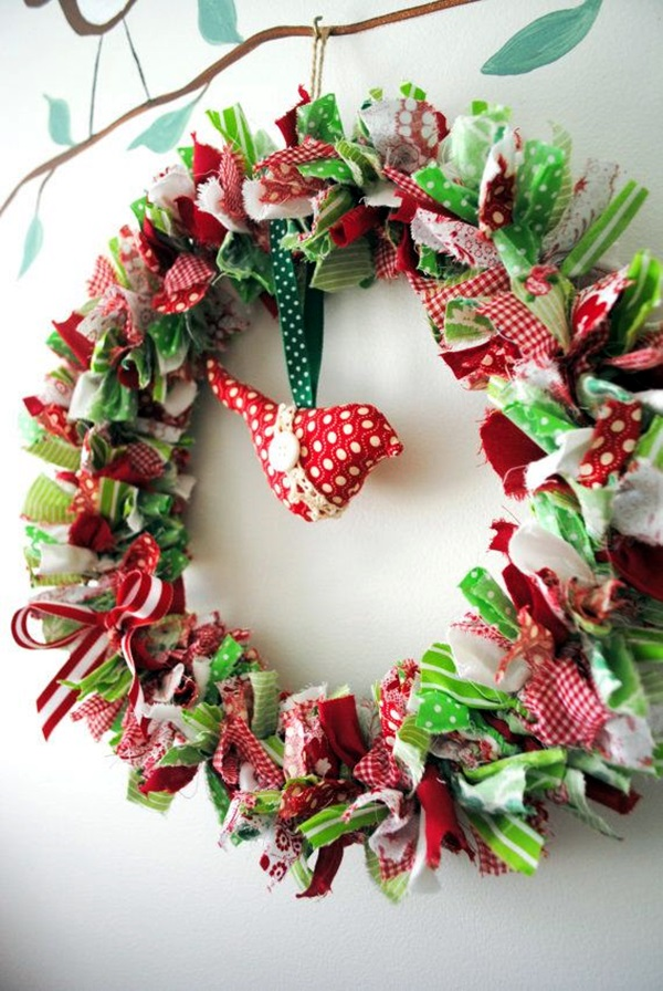 christmas wreath ideas (2)