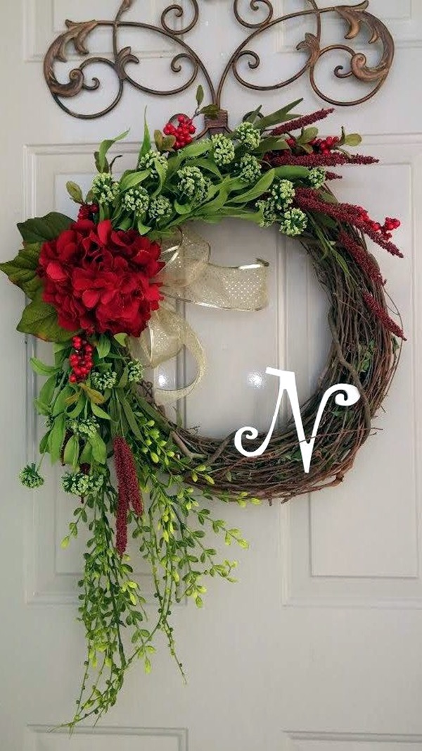 christmas wreath ideas (22)