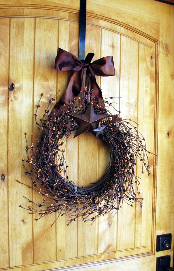 christmas wreath ideas (24)