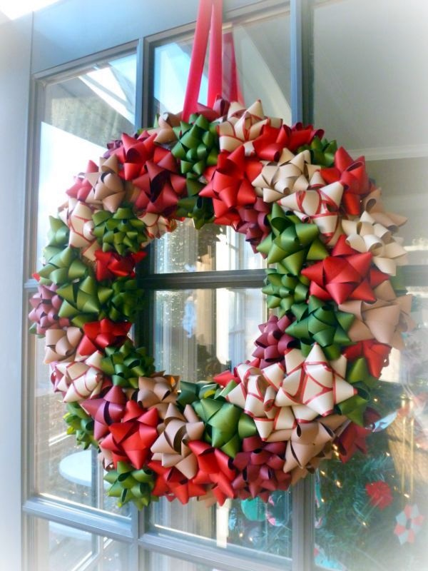 christmas wreath ideas (26)
