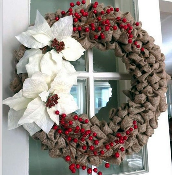 christmas wreath ideas (28)