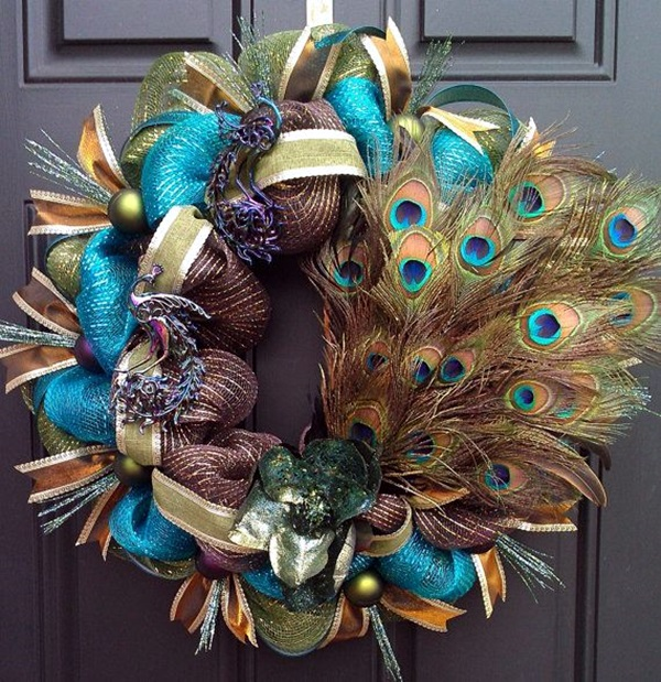 christmas wreath ideas (31)