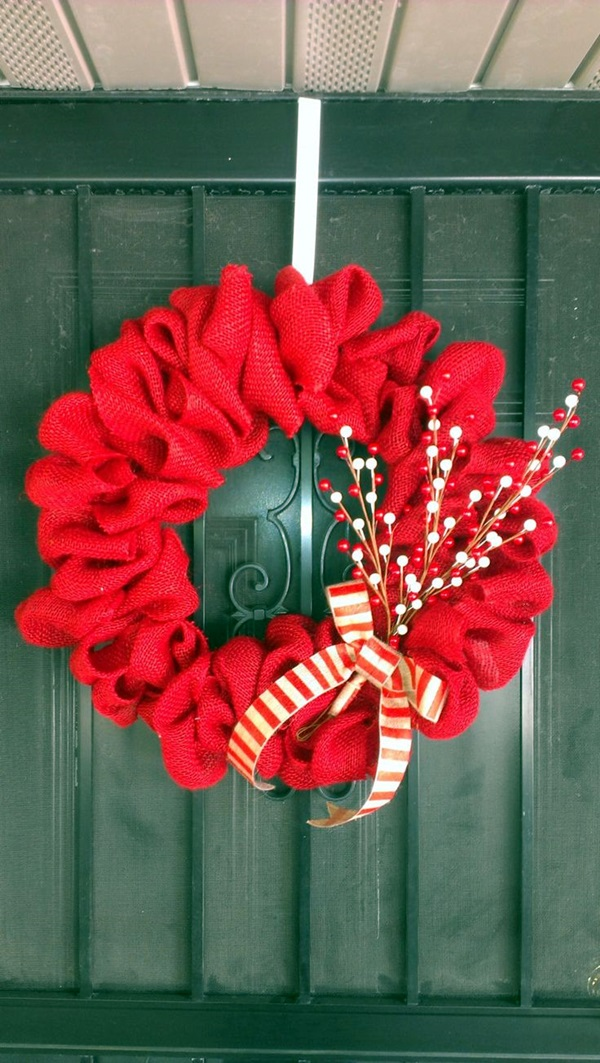 christmas wreath ideas (35)