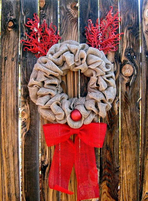 christmas wreath ideas (38)