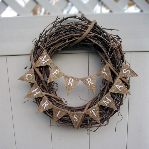 christmas wreath ideas (39)