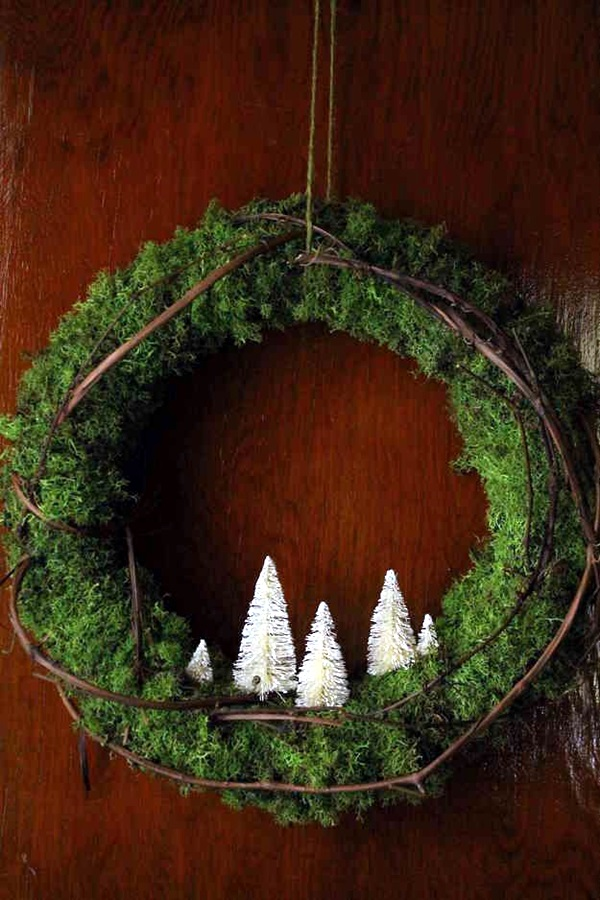 christmas wreath ideas (4)