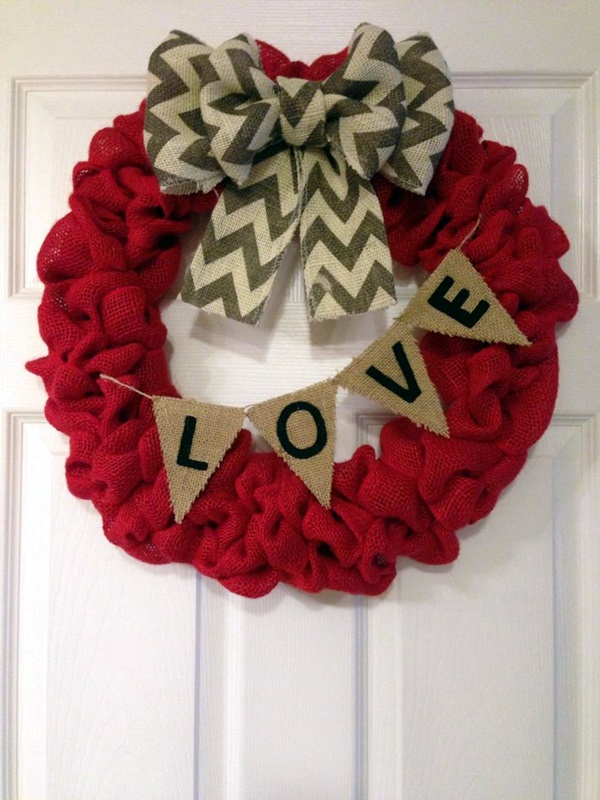 christmas wreath ideas (41)