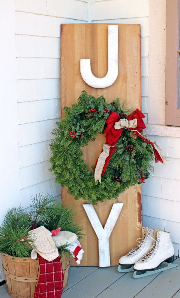 christmas wreath ideas (6)