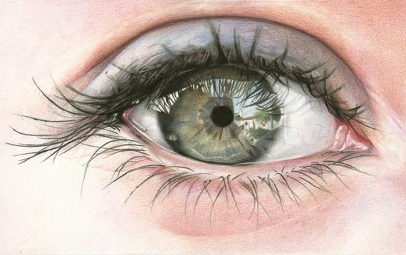 colored pencil art 2